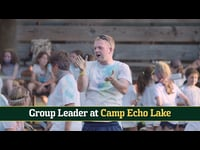Camp Echo Lake, Group Leader Staff Recruiting Video