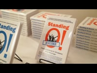"SomethingNew ""Standing O! Encore"" Book Launch Party"