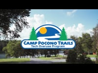 Camp Pocono Trails: Tech Overuse Program Video