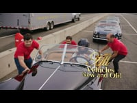 "Grundy Insurance ""Grundy Pit Stop"" TV Commercial"