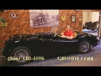"Grundy Insurance ""Classic Car Experience"" TV Commercial"