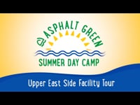 Asphalt Green Upper East Side Campus Tour Video