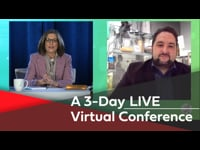 The Making of a 3-day LIVE Virtual Conference